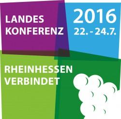 Rheinhessen verbindet Logo