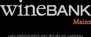 wineBANK_Mainz_Logo standortbezogen_mit Slogan